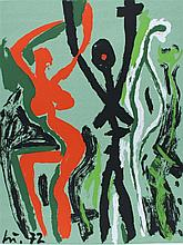 Lusici, Dietrich (1942 Ragow - lebt u. arbeitet in Lübbenau-Zerkwitz).