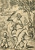 Carracci, Agostino   (1557 Bologna - Parma 1602). Venus züchtigt Cupido., Agostino Carracci, €0