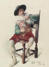 Borione, Bernard Louis