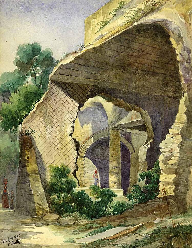 Mattei, Pasquale: (Italien 1813 - 1879) zugeschr.