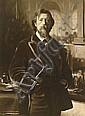 Werner, Anton von: (Preuss. Historienmaler 1843-, Anton Alexander