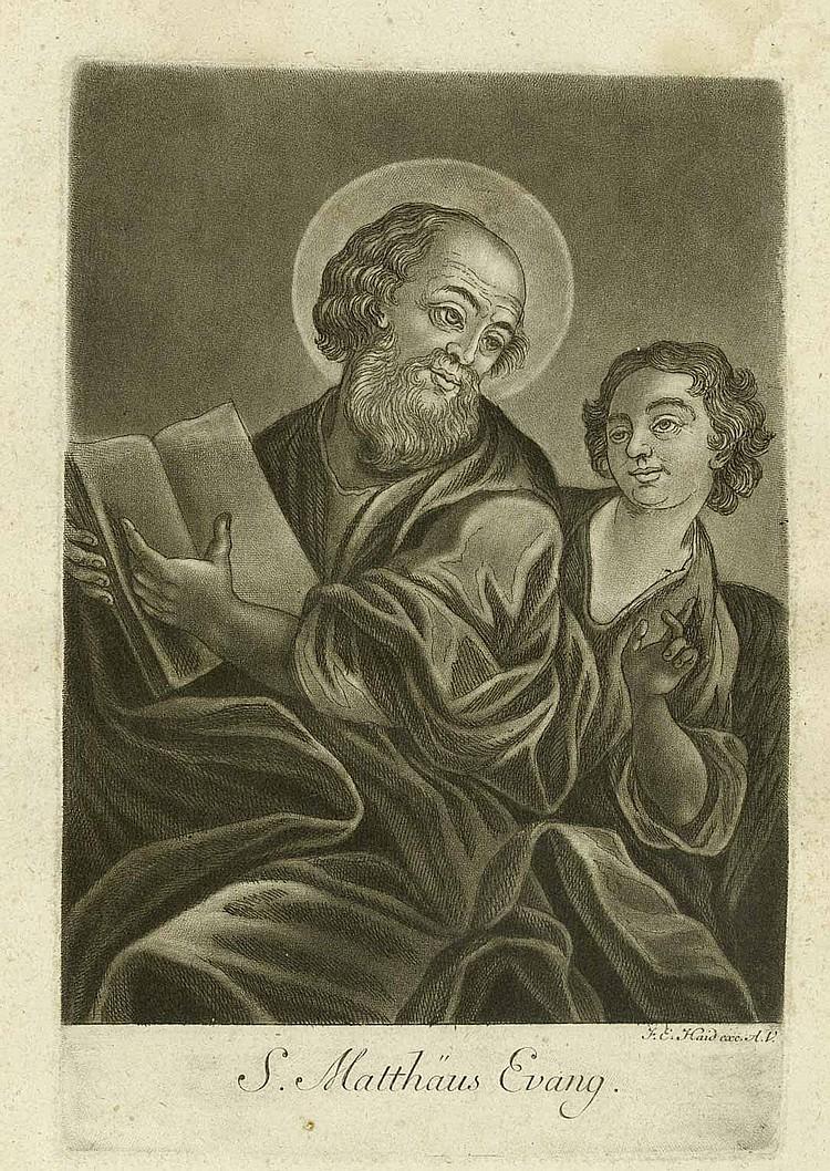 Haid, Johann Elias (Verleger,: 1739 Augsburg