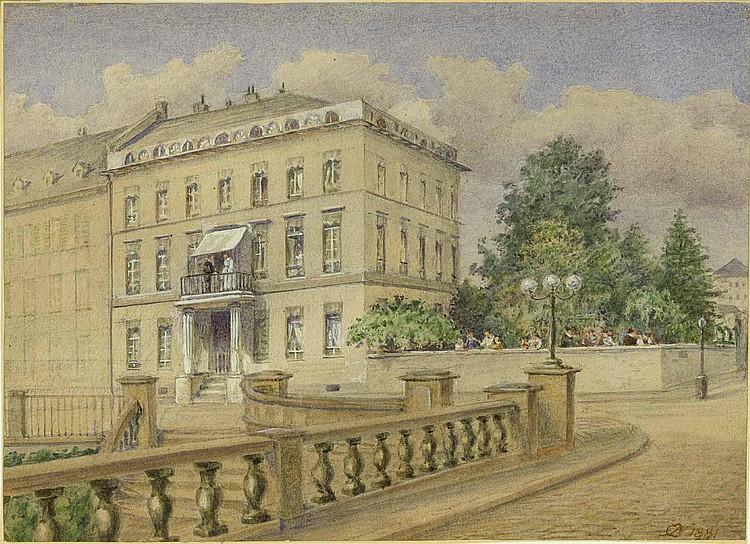 Peipers, Friedrich Eugen: (1805 Stolberg b. Aachen