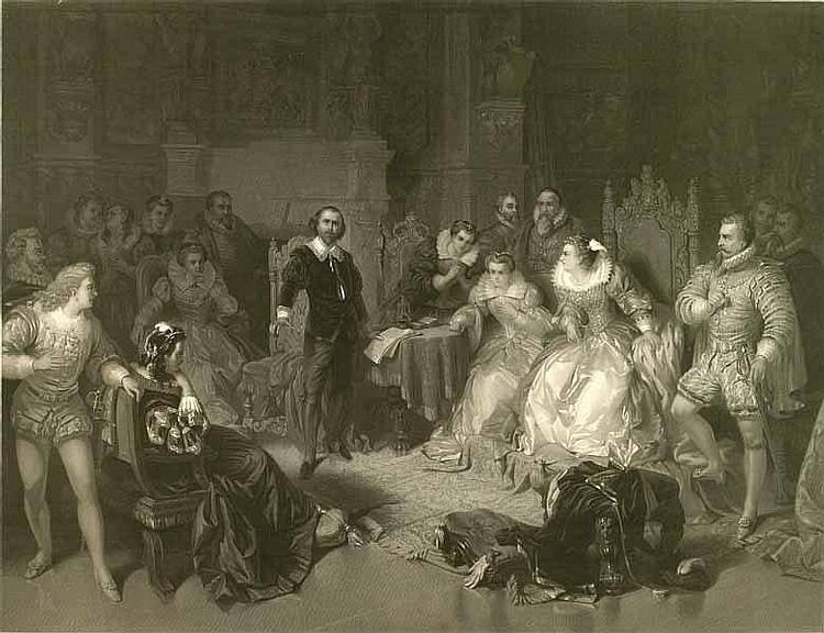 shakespeare shakespeare la cour d 39 elisabeth. Black Bedroom Furniture Sets. Home Design Ideas