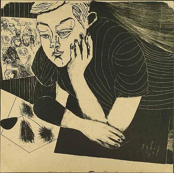 Tritten, Gottfried: (1923 Lenk, lebt in