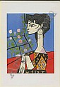 Picasso, Pablo (1881-1973). Die Maler als Zeugen,  Mont, Click for value