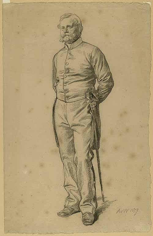 Werner, Anton von (1843 Frankfurt/O. - Berlin