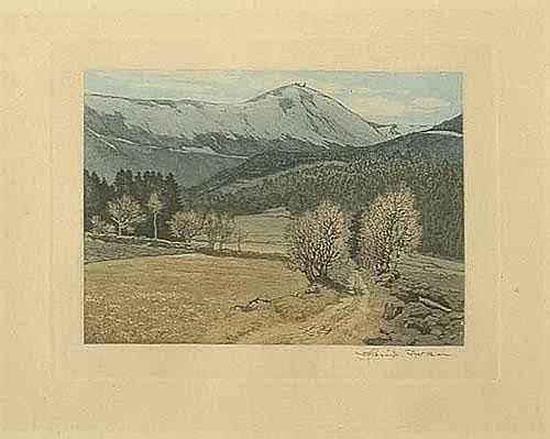 Iwan, Friedrich (1889 Landeshut, Schlesien). 3 Bl.