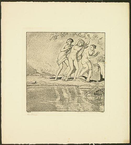 Schmoll von Eisenwerth, Karl: (1879 Wien -