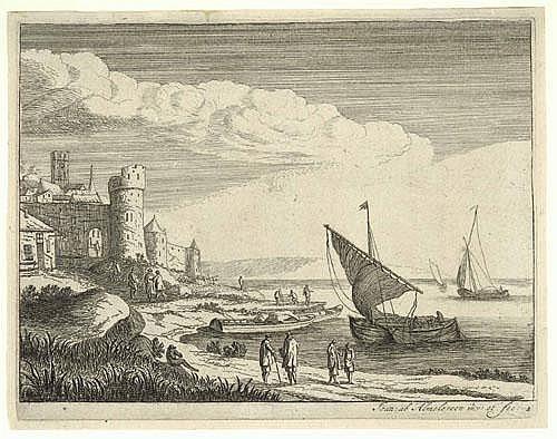 Almeloven, Jan van: (um 1652, tätig 1678-1683 in
