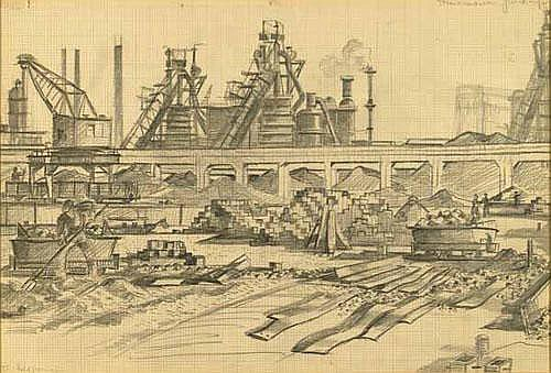 Gessner, Richard: (1894 Augsburg - Düsseldorf