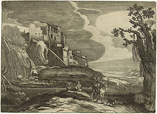 Moncornet, Balthasar: (um 1600 Rouen - Paris