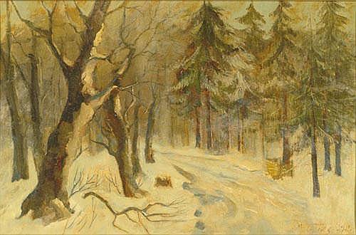 Vantore, Mogens: (1895 Kopenhagen, gearbeitet in