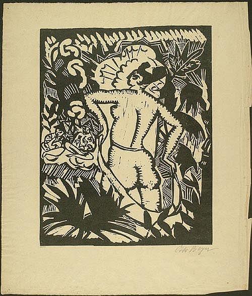 Beyer, Otto: (1885 Kattowitz - Berlin 1962). Das