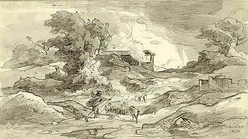Preller, Friedrich d. Ä.: (1804 Eisenach - Weimar