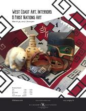 West Coast Art, Interiors and First Nations Art Auction