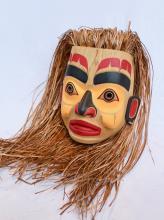 Derald Scoular, Untitled, Portrait Mask