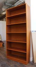 Danish Modern Teak Book Shelf, With Option On 243