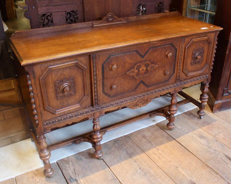 Canada Furniture Manufacturers Oak Sideboard Circa 1920 39 S
