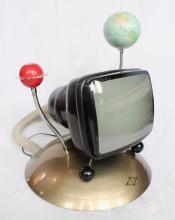 Mercury 7 Manufacturing Colour Television Receiver, Model