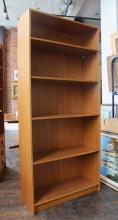 Danish Modern Teak Bookshelf