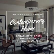 The Contemporary Home: Canadian Fine Art & Modern Design