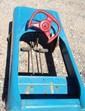Image 3 for vintage original Blue Western Flyer Pressed Steel pedal car