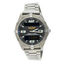 Breitling Chronometer Aerospace Mens Watch