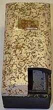 VINTAGE SALESMAN'S SAMPLE BURIAL VAULT