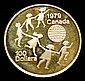 1979 CANADIAN GOLD $100 COIN