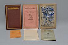 GETTYSBURG - 6 Volumes / Pieces