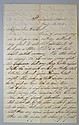 (4) MISC. CIVIL WAR LETTERS INCLUDING A CONFEDERATE LETTER
