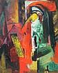 Beulah Stevenson American (1890-1965) Oil Painting on Canvas