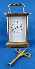 Mathew Norman Tiffany & Co. Carriage Clock