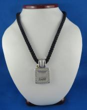 Fabulous 18Kt WG & Diamond Necklace