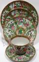 Antique Rose Medallion Dinnerware Set