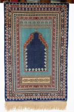 Hereke 100% Silk Hand Made Oriental Rug
