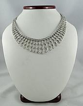 18Kt 25ct Diamond Necklace