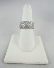 14Kt WG Ladies Diamond Ring