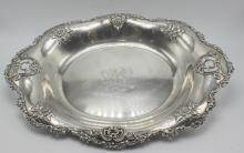 Tiffany & Co. Sterling Serving Platter