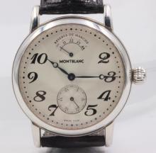 Montblanc Meisterstück Stainless Steel Watch