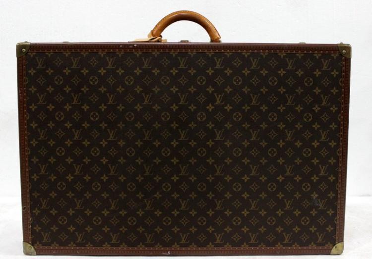 Vintage Louis Vuitton Monogram Trunk
