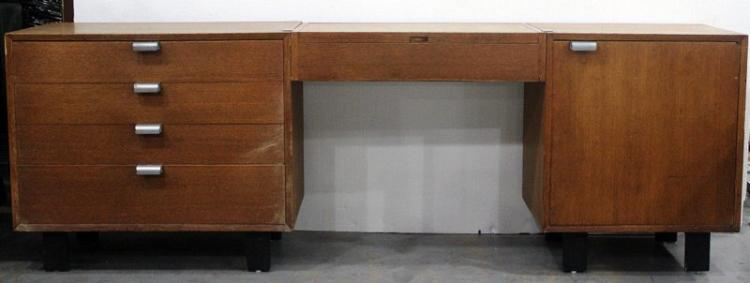 George Nelson for Herman Miller Dresser & Associate Desk