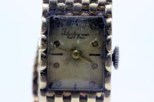 Vintage 14Kt YG Jules Jurgensen Ladies Watch