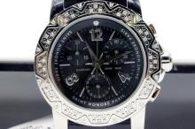 Saint Honore Ladies Stainless Steel Watch