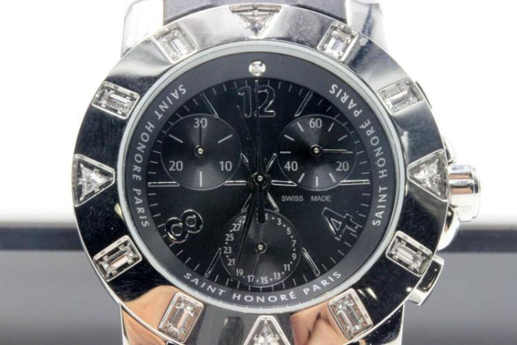 Saint Honores Ladies Chronograph Watch