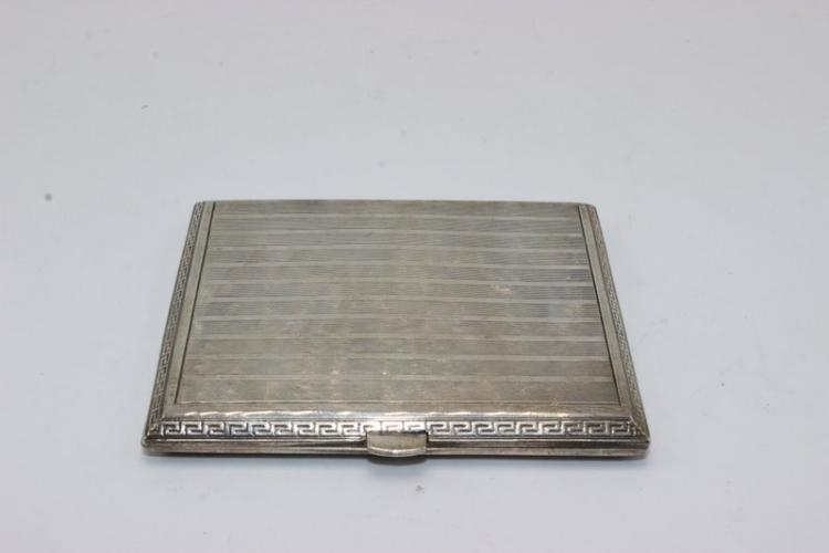 Beautiful Sterling Card Case