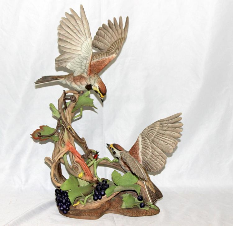 edward boehm Shop from the world's largest selection and best deals for boehm porcelain figurine shop with confidence on ebay skip to main content  edward marshall boehm.