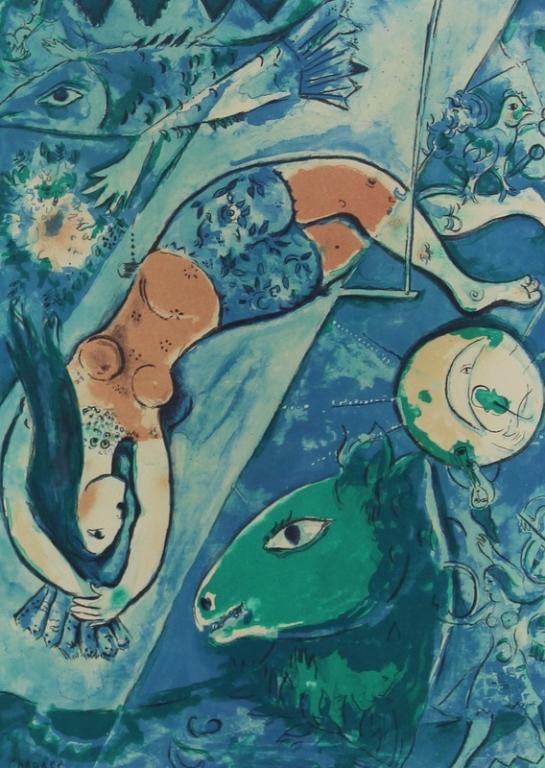 Chagall nude Nude Photos 16