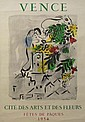 Pablo Picasso Spanish (1881-1973) Lithograph